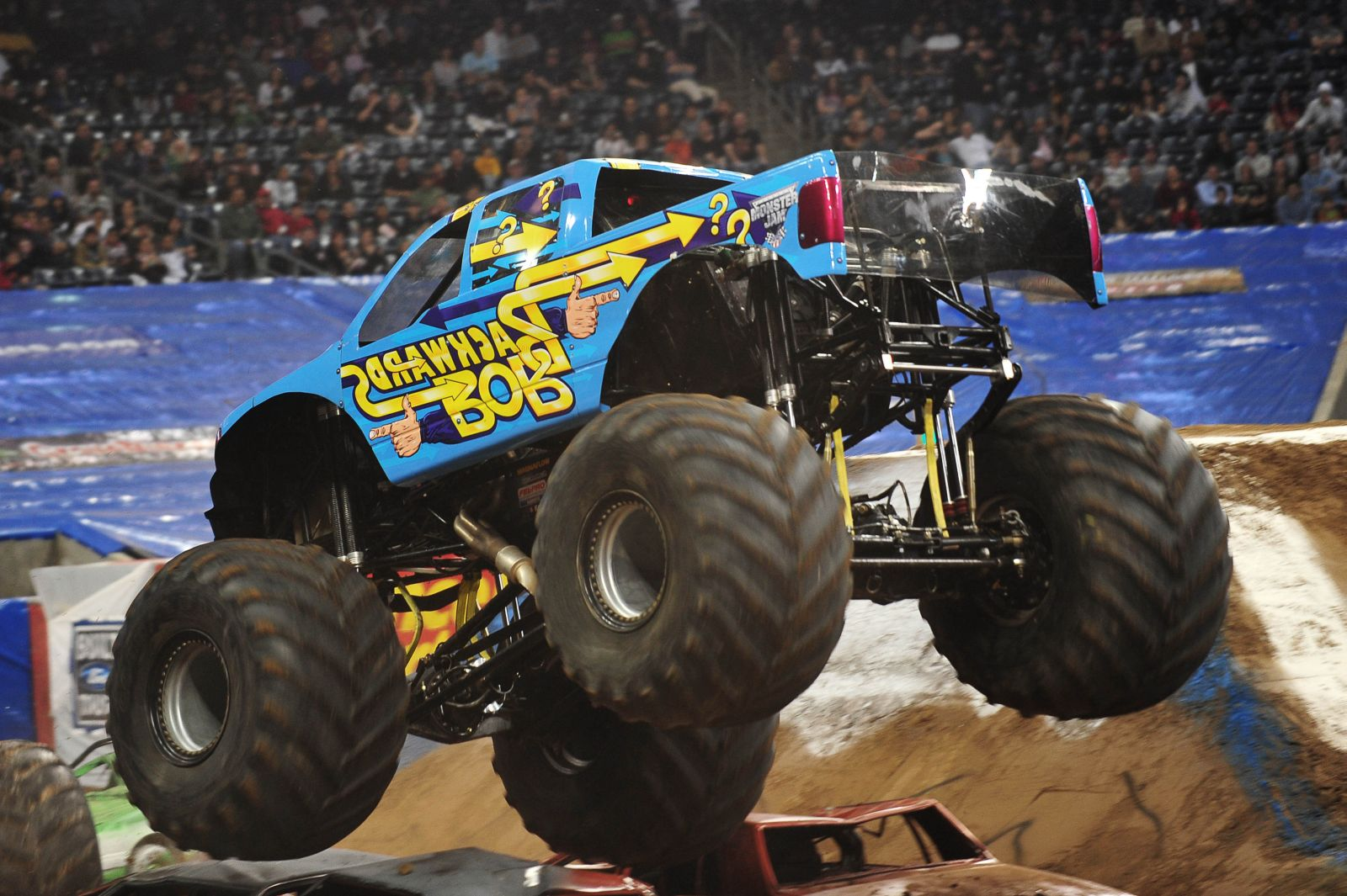 pics photos monster trucks desktop wallpapers