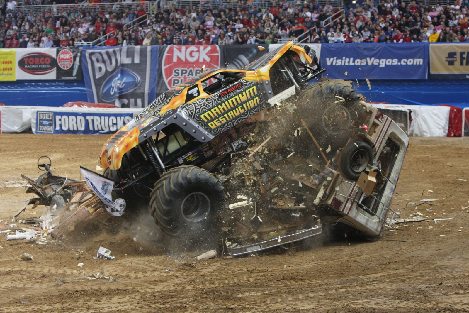 pics photos monster truck wallpapers