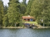 cottage_by_the_lake_sweden_wallpaper